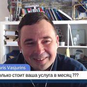 Pavel Sizov - Kā mainās biznesa plāns, ja tajā neierēķina PVN