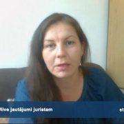 jurists Vita Kalvāne - Par iepirkšanos un tirdzniecību internetā