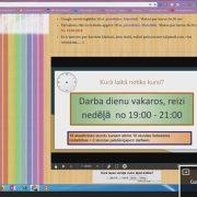Gatis Sersnevs (Auce, LV) - Tiešsaistes kursu piedāvājums skolotājiem