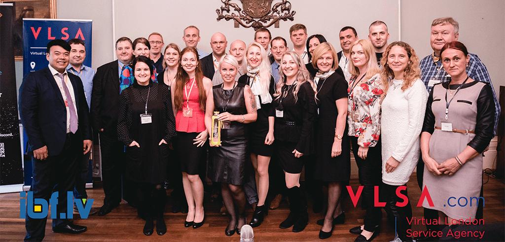 UK latviešu un mūsu draugu semināru, diskusiju un networking dalībnieki - 05.10.2018.