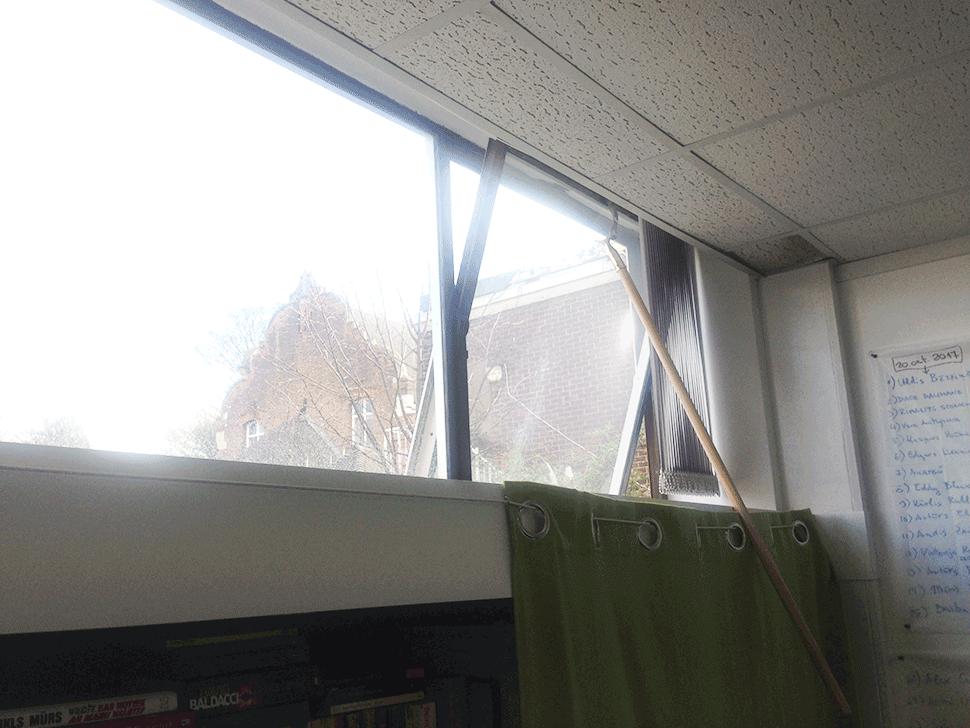viens no 2 maniem mazajiem biroja logiem